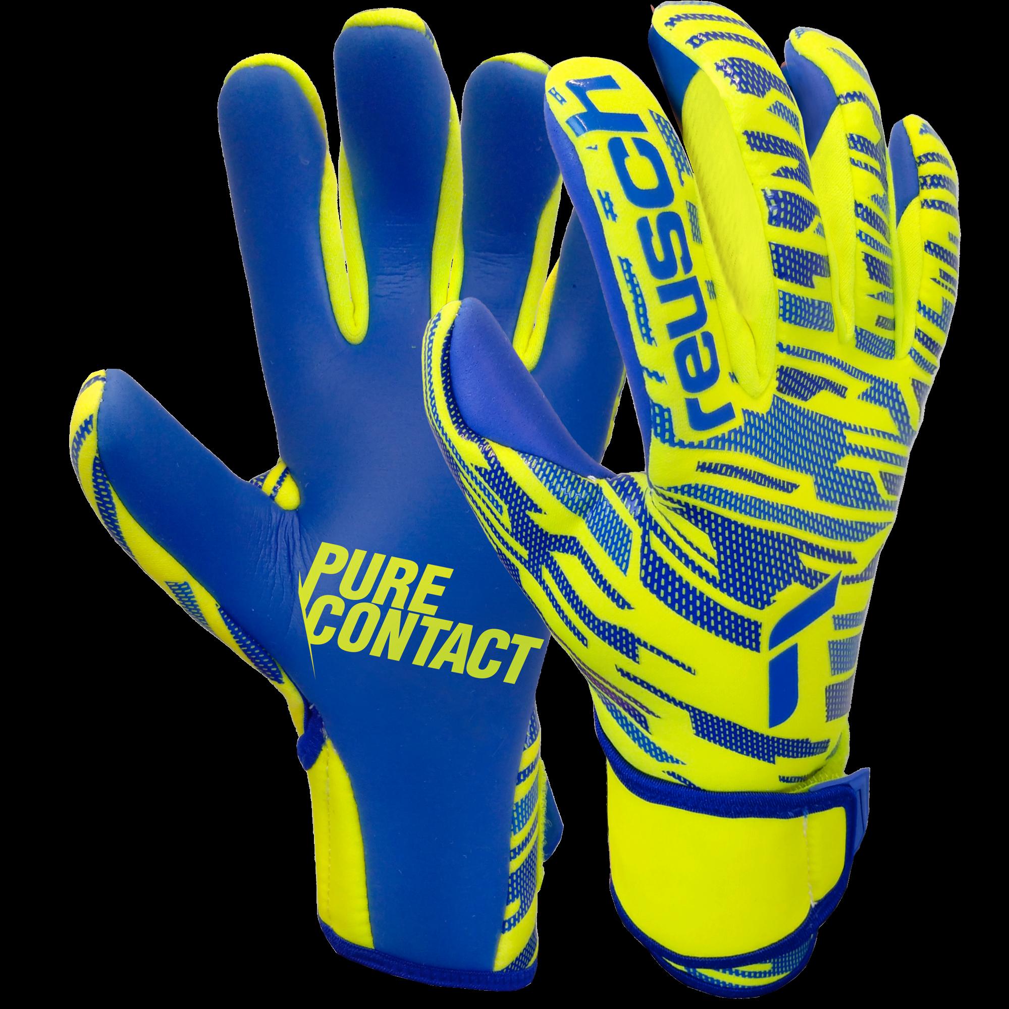 Reusch Torwart Hanschuh Pure Contact II S1 Junior