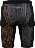 Reusch CS Femur Short Padded orange back