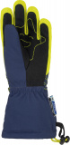 Reusch Maxi R-TEX® XT  blue yellow back