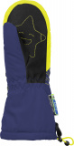 Reusch Maxi R-TEX® XT Mitten blue yellow back
