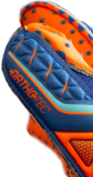 Attrakt Pro G3 SpeedBump Evolution Ortho-Tec blue orange back