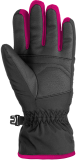 Reusch Alan Junior 6061115 7003 black pink back
