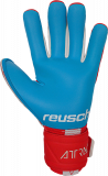 Reusch Attrakt Aqua Windproof 5170459 3001 blue red back