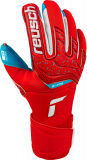 Reusch Attrakt Aqua Windproof 5170459 3001 blue red front