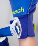Reusch Attrakt Duo Ortho-Tec 5170050 4949 blue yellow 7