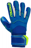Reusch Attrakt Freegel G3 5070935 4949 blue yellow front