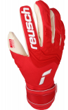 Reusch Attrakt Freegel Gold X 5170935 3002 white red front