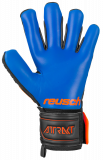 Reusch Attrakt Freegel MX2 5070135 7083 black blue orange back