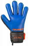 Reusch Attrakt Freegel MX2 Finger Support 5070130 7083 black blue orange back