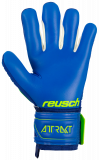 Reusch Attrakt Freegel S1 Finger Support 5070230 4949 blue yellow back