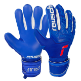 Reusch Attrakt Freegel Silver Finger Support Junior 5172238 4010 blue 1