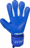 Reusch Attrakt Freegel Silver Finger Support Junior 5172238 4010 blue back