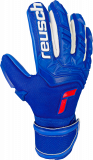 Reusch Attrakt Freegel Silver Junior 5172239 4010 blue front