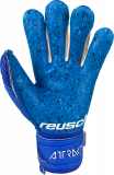 Reusch Attrakt Fusion Finger Support 5170940 4010 blue back