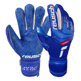 Reusch Attrakt Fusion Finger Support Guardian Junior 5172940 4010 blue 1
