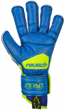 Reusch Attrakt G3 Fusion Evolution Defender 5070959 4949 blue yellow back