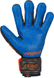 Reusch Attrakt G3 Fusion Evolution NC Guardian 5070969 7083 black blue orange back