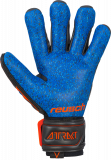 Reusch Attrakt G3 Fusion Evolution NC Ortho-Tec Guardian 5070968 7083 black blue orange back