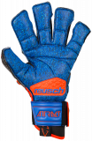 Reusch Attrakt G3 Fusion Goaliator 5070993 7083 black blue orange back
