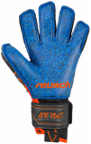 Reusch Attrakt G3 Fusion Junior 5072955 7083 black blue orange back