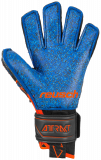 Reusch Attrakt G3 Fusion Ortho-Tec Junior 5072950 7083 black blue orange back