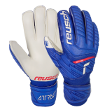 Reusch Attrakt Grip 5170815 4011 white blue 1
