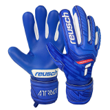 Reusch Attrakt Grip Evolution Finger Support Junior 5172830 4010 blue 1