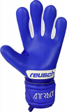 Reusch Attrakt Grip Evolution Finger Support Junior 5172830 4010 blue back