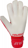 Reusch Attrakt Grip Finger Support 5170810 3002 white red back