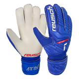 Reusch Attrakt Grip Junior 5172815 4011 white blue 1