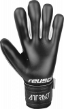 Reusch Attrakt Infinity Finger Support 5170620 7700 black back