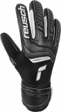Reusch Attrakt Infinity Finger Support 5170620 7700 black front