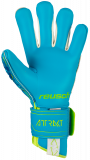 Reusch Attrakt Pro AX2 Evolution NC Ortho-Tec 5070458 4989 green blue back