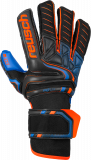 Reusch Attrakt Pro G3 5070955 7083 black blue orange front