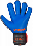 Reusch Attrakt Pro G3 Duo Evolution 5070089 7083 black blue orange back
