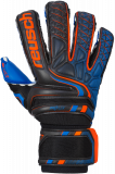 Reusch Attrakt Pro G3 Duo Evolution 5070089 7083 black blue orange front
