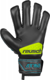 Reusch Attrakt R3 5070735 7052 black yellow back