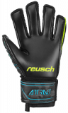 Reusch Attrakt R3 Junior 5072735 7052 black yellow back