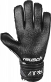 Reusch Attrakt Resist Finger Support Junior 5172610 7700 black back