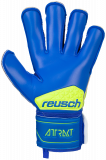Reusch Attrakt S1 Evolution 5070239 4949 blue yellow back