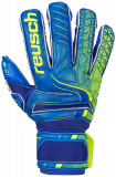 Reusch Attrakt S1 Evolution 5070239 4949 blue yellow front