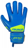 Reusch Attrakt S1 Junior 5072215 4949 blue yellow back