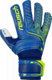 Reusch Attrakt SG 5070815 4940 blue yellow front