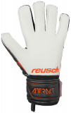 Reusch Attrakt SG Finger Support 5070810 7783 black orange back