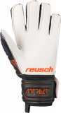 Reusch Attrakt SG Finger Support Junior 5072810 7783 black orange back