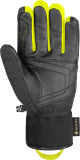 Reusch Beat GTX  6001340 7686 black yellow grey back