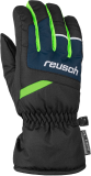 Reusch Bennet R-TEX® XT Junior 6061206 7712 black green blue front