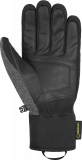 Reusch Bruce GTX 4801329 721 black grey back
