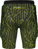 Reusch CS Short Soft Padded 3918520 704 black back