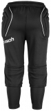 Reusch Contest II 3_4 Short Junior 5027205 7702 black silver back